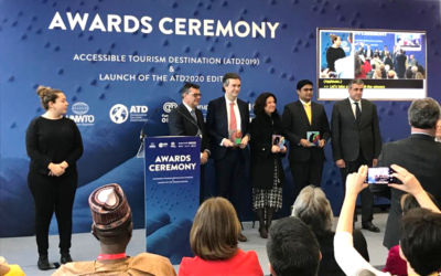 Accessible Tourism Destination 2019