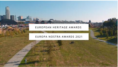 Winners of the European Heritage Awards